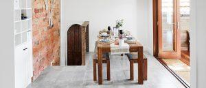 dining room after renovation