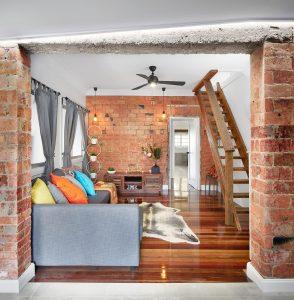 beautiful living room renovation