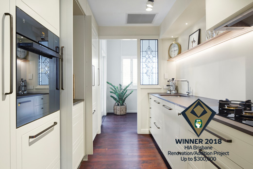 QLD Renovation Project of the year